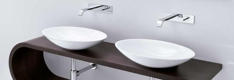 Lavabi in  Ceramica  prof.. 46cm