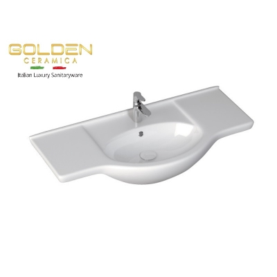 Lavabo CONSOLLE in ceramica NEUTRAL 105