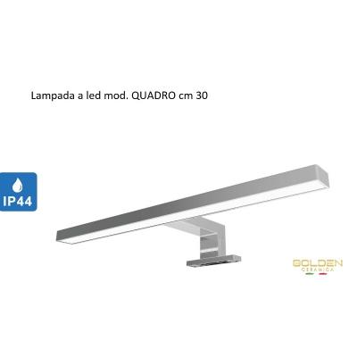 lampada  a Led modello QUADRO  cm 30
