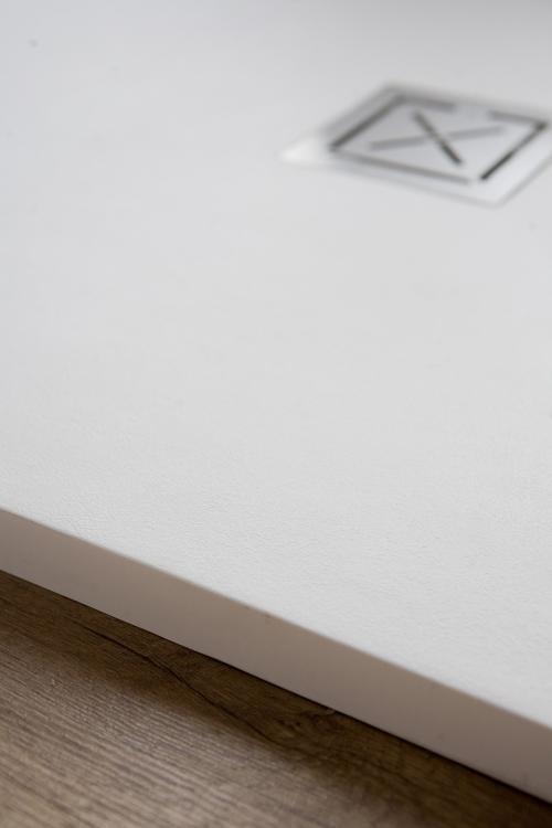 Piatto doccia in teck-stone (resina) cm 70x130  x h3